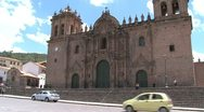 Stock Video Footage of Cusco