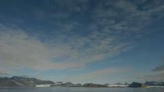 Svalbard - stock footage