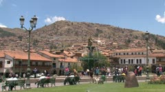 Cusco Stock Footage