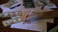 Finances Stock Footage