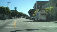Stock Video Footage of Homelessness in Los Angeles HD