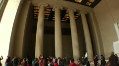 Lincoln Memorial (LP-Washington-148) Stock Footage