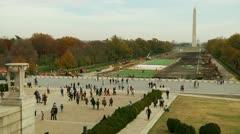 Washington Monument (LP-Washington-153) Stock Footage