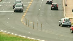 Arlington Memorial Bridge (LP-Washington-174) Stock Footage