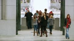 World War II Memorial (LP-Washington-199) Stock Footage