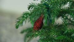 Christmas Tree Ornament 1 Stock Footage