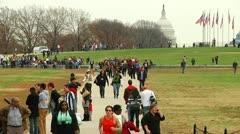Washington Monument (LP-Washington-201) Stock Footage