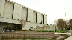 National Museum of American History (LP-Washington-240) Stock Footage