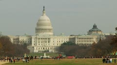Capitol Building (LP-Washington-224) - stock footage