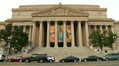 National Archives (LP-Washington-257) Stock Footage