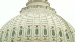 Capitol Building (LP-Washington-290) Stock Footage