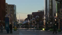 LP Denver 013a Stock Footage