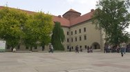 Stock Video Footage of Architecture of Krakow, Poland