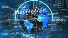 International Motivation Stock Footage