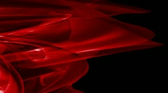 Red abstract Background Loop Stock Footage