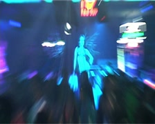 Night club. Sequence Stock Footage