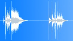 Cartoon damage dings Sound Effect