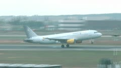 Vueling Airlines Stock Footage