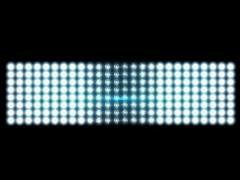 Floodlights  Stock Footage