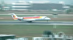 Iberia Airlines Stock Footage