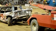 Demolition Derby hinausauto 1 Arkistovideo
