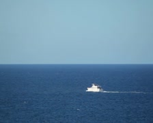 Boat Pass 07 PAL Stock Footage