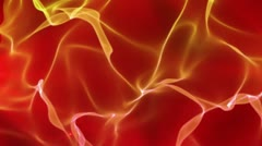 WAVES RED Stock Footage