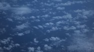 Stock Video Footage of Breathtaking Airplane View, Fields, Beautiful Mountains, Incredible Clouds