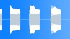 Cartoon analog jumps up - sound effect