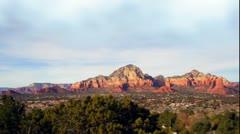 Red Rock Sedona, Arizona Stock Footage