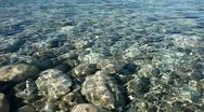 Stock Video Footage of Sea ripples