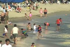 Beach 2 - stock footage