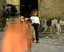 Gypsies - stock footage