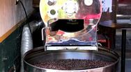 Toasting Cafè Stock Footage