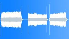 Hairdryer On-Off 01 - sound effect