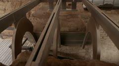 Stock Video Footage of Ashkelon antiquities Canaanite Gate P5
