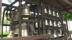 Amazing bells orchestra Stock Footage