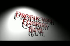 Spotlight Company name - stock after effects