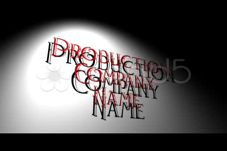 After Effects Project - Pond5 Spotlight Company name 9723607