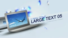 Multi Devices 30s Commercial - After Effects Template - stock after effects