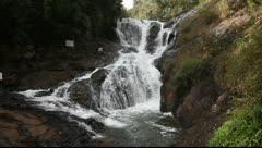 Datanla Falls_LDA N 00410 Stock Footage
