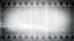 Old Film Grunge Looping Animated Background Stock Footage