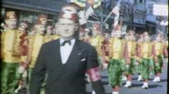 Shriners Parade Altantic Kaupunki noin 1960 (vintage Film Home Movie) 1571 Arkistovideo