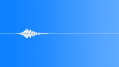 SFX - Woosh - Cardboard Disc - 1 - EAR Sound Effect