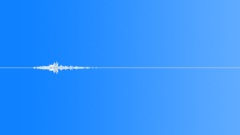 SFX - Woosh - Cardboard Disc - 11 - EAR Sound Effect