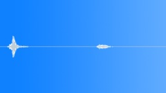 SFX - Woosh - Shoehorn - 6 - EAR Sound Effect