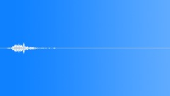 SFX - Woosh - Shoehorn - 5 - EAR Sound Effect