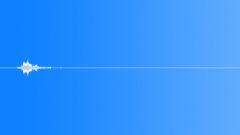 SFX - Woosh - Shoehorn - 24 - EAR Sound Effect