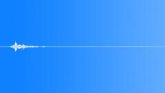 SFX - Woosh - Shoehorn - 13 - EAR Sound Effect