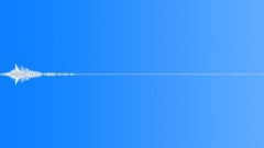 SFX - Woosh - Shoehorn - 10 - EAR Sound Effect